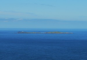 Inishtrahull in the distance - Oisín Duffy